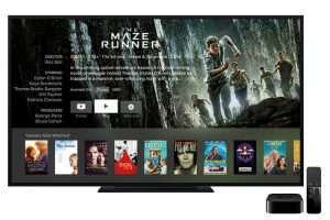 Le prime voci su una nuova Apple TV 4K/HDR