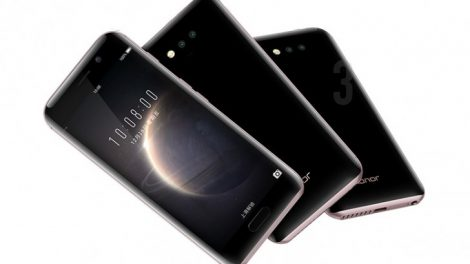 """Huawei Honor Magic, lo smartphone """"curvo"""" che ti riconosce"""