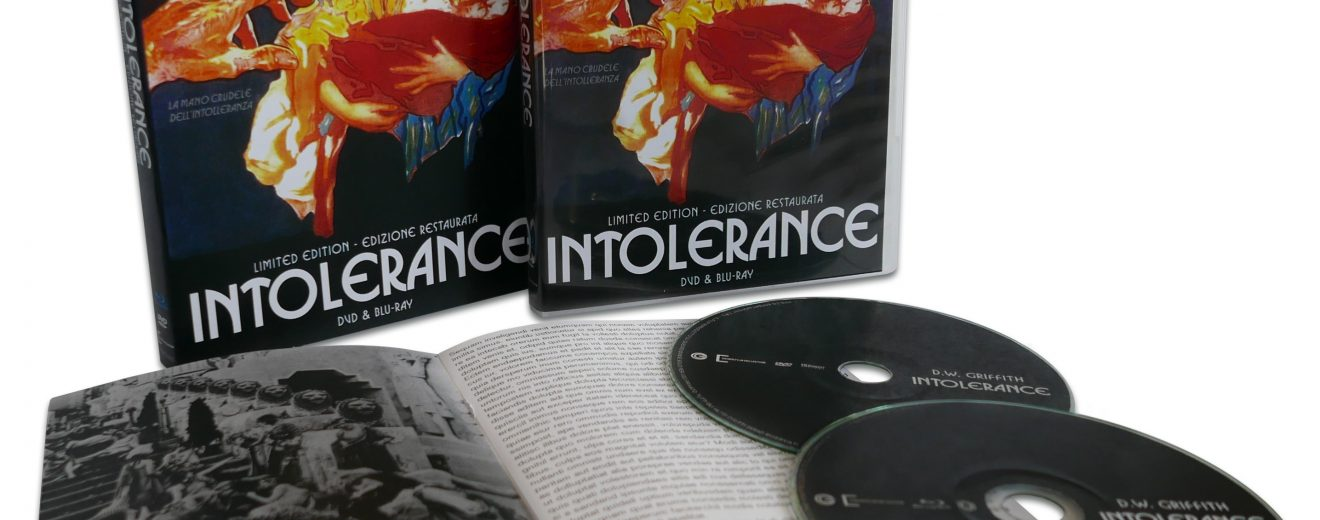 Intolerance Start Up CG