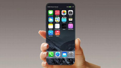 iPhone 8 avrà un display OLED?