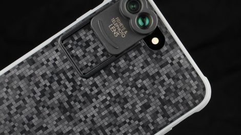 Kamerar Zoom, macro e grandangolo per iPhone 7 Plus