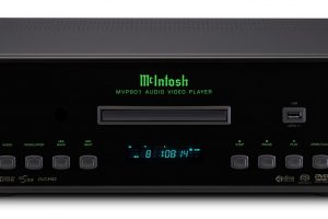 McIntosh: player Blu-ray, preampli e un phono